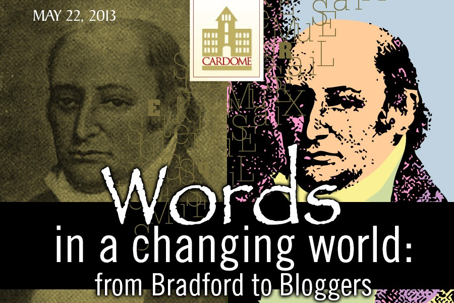 Words in a Changing World:  from Bradford to Bloggers