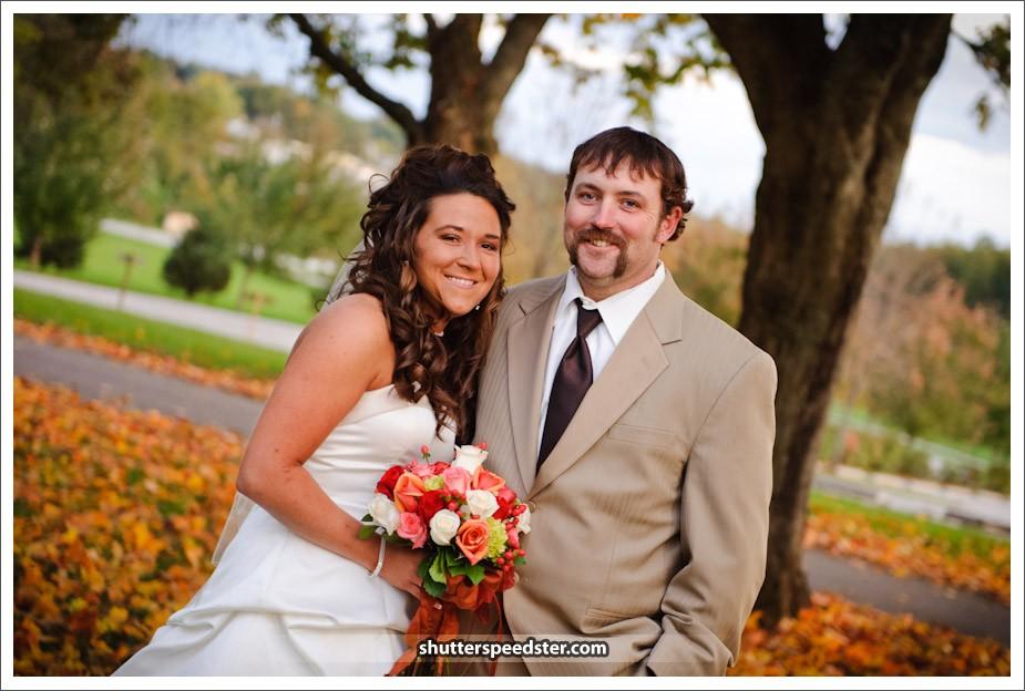 Jennifer and Marshall -Wedding – 1