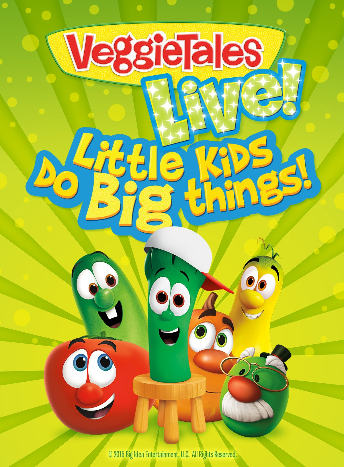 VeggieTales Live Logo