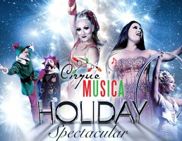 Cirque Musica Holiday Spectacular Key Graphic
