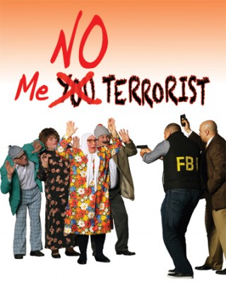 "AJYAL Theatrical Group presents ""Me No Terrorist"""