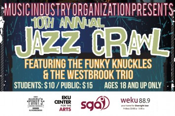 10th Annual Jazz Crawl