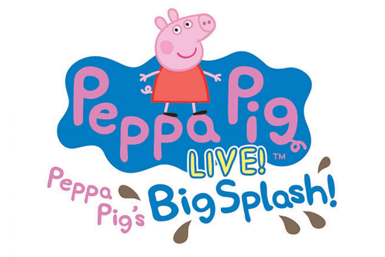 Peppa Pig Live Peppa Pigs Big Splash October 8 Ekucenter
