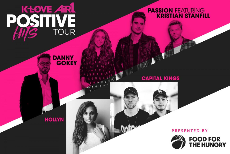 Positive Hits Tour September