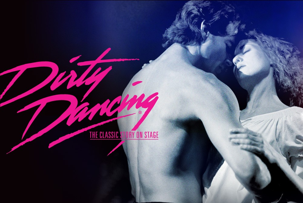Dirty Dancing Key Art