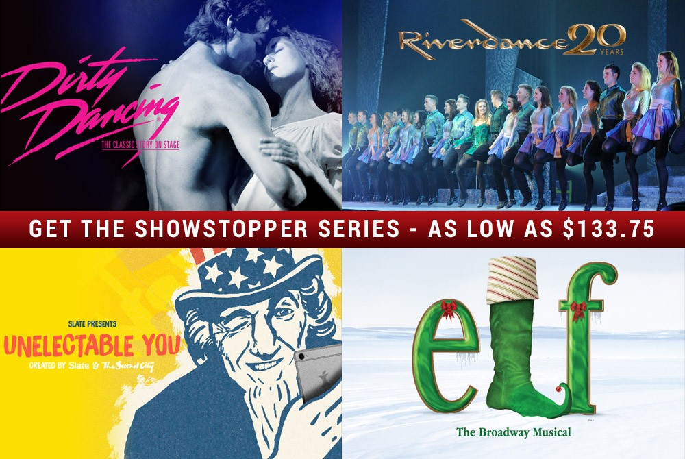 Showstopper Series Graphic