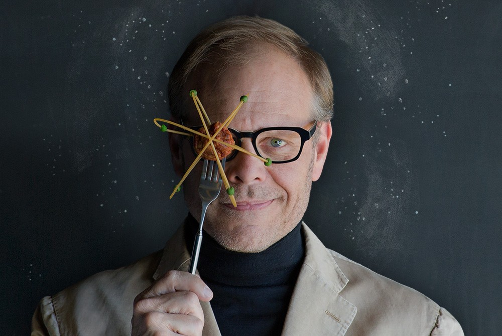 Alton Brown: Eat Your Science 1