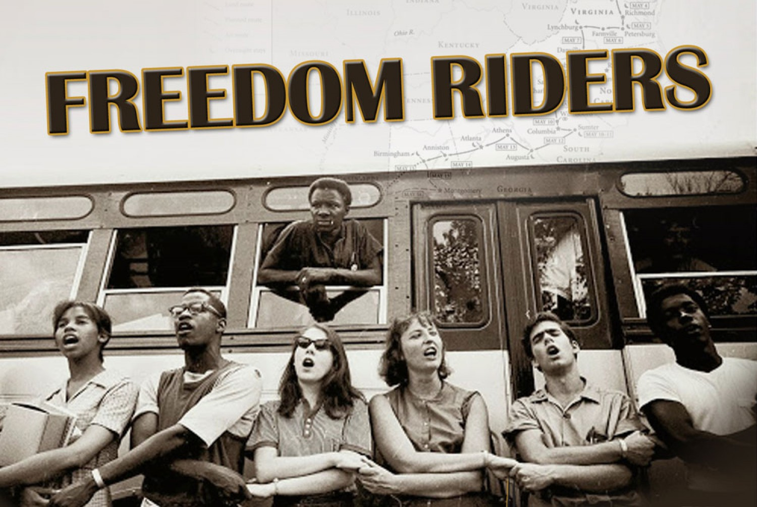 "freedom riders The riders flew to new orleans, bringing to an end the first freedom ride of the 1960s the decision to end the ride frustrated student activists, such as diane nash , who argued in a phone conversation with farmer: ""we can't let them stop us with violence."