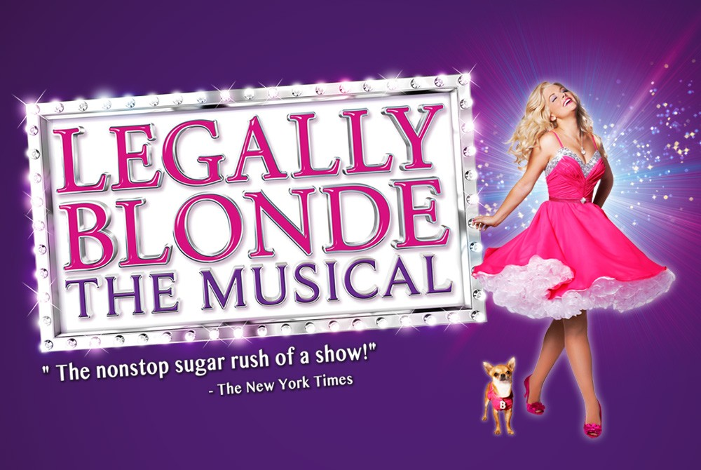 legally blonde the musical winner