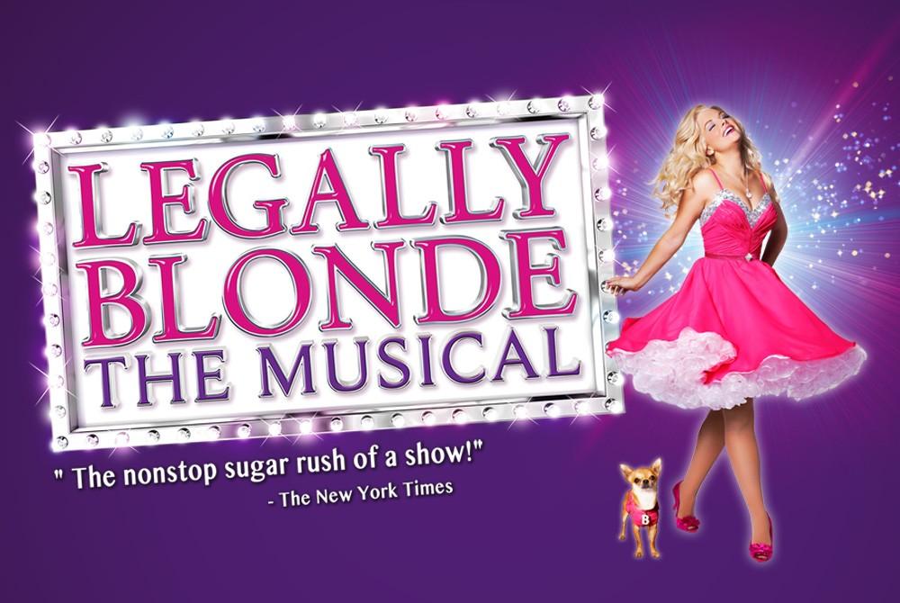legally blonde the musical winner