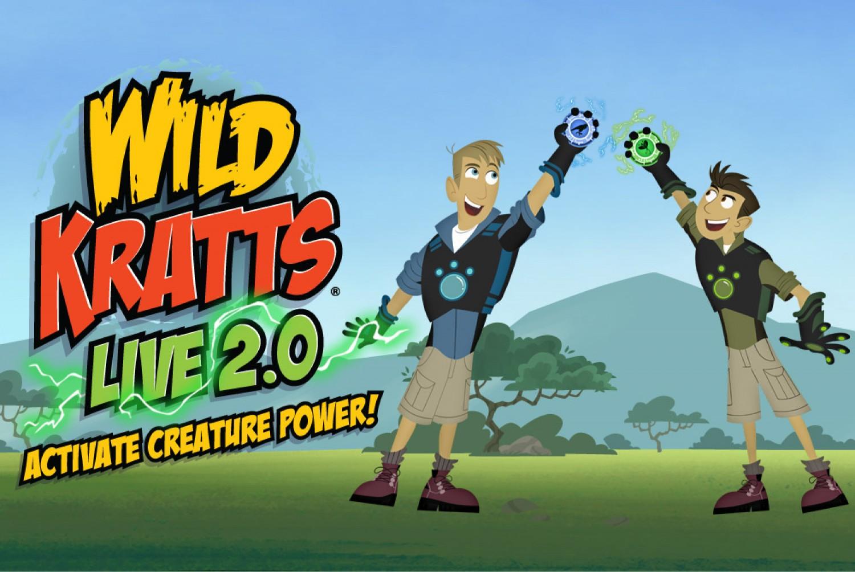 Wild Kratts New Episodes 2020 Wild Kratts LIVE 2.0 – Activate Creature Power! | November 21