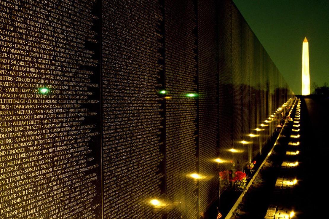 Vietnam Veterans Memorial Wall Traveling ExhibitShow Info  EKU ...