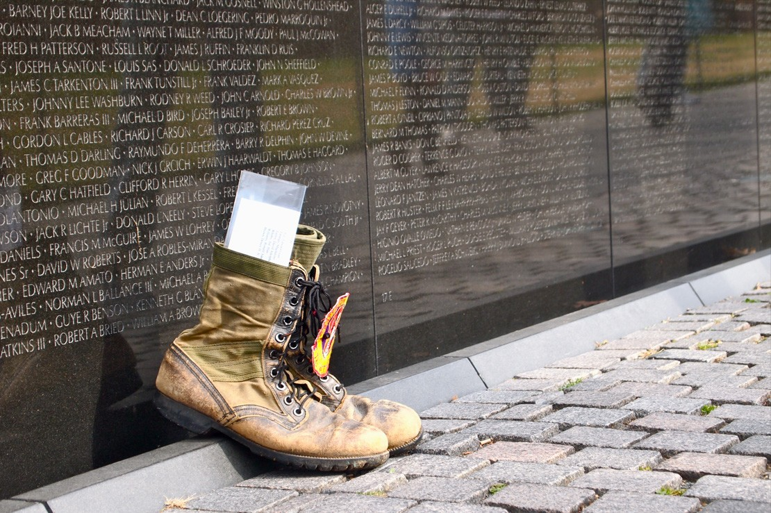 Vietnam Veterans Memorial Wall Traveling Exhibit Show Info