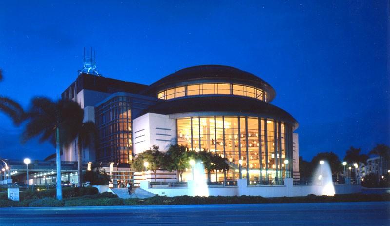 Raymond F. Kravis Center
