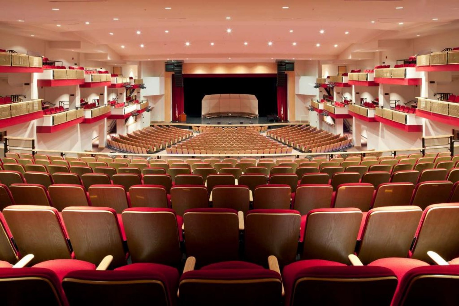 south florida state college theatre for the performing arts
