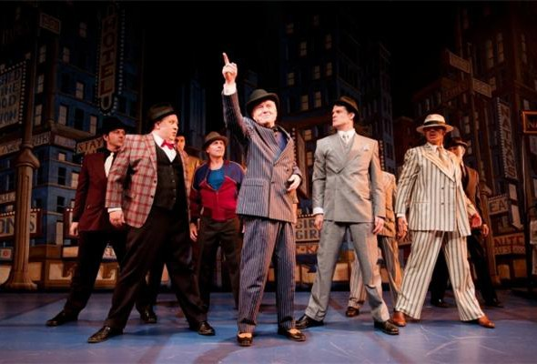 Guys and Dolls Montreal 2012