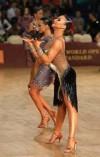 Ballroom Cuban motion