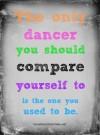 Dance fears