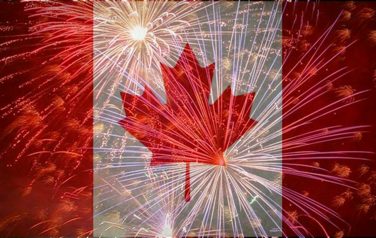 Image result for happy canada day fireworks