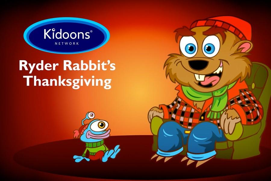 WATCH: Ryder Rabbit's Thanksgiving