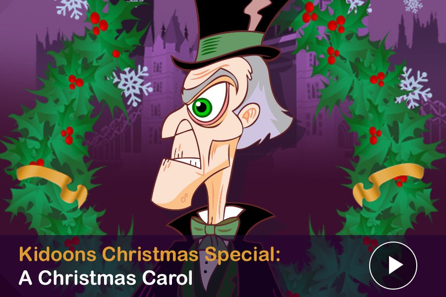 Watch: A Christmas Carol Video Story