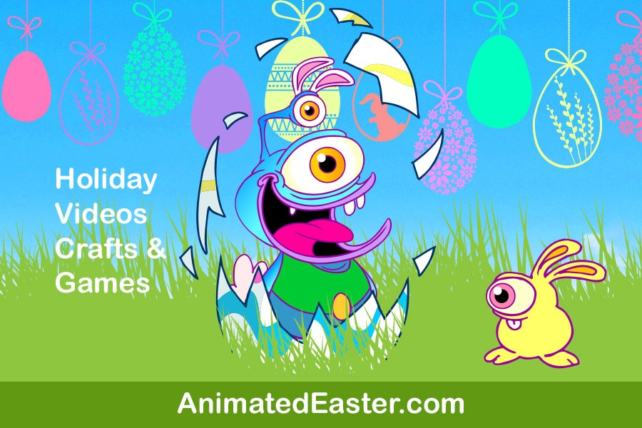 Visit AnimatedEaster.com