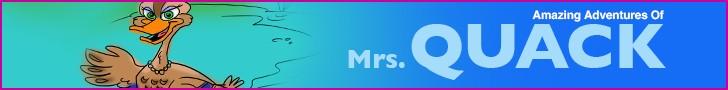 Visit mrsquack.com