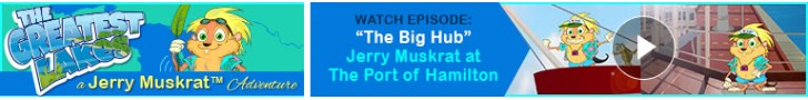 Watch: The Big Hub - Part 1&2 - Jerry Muskrat's The Greatest Lakes Adventures