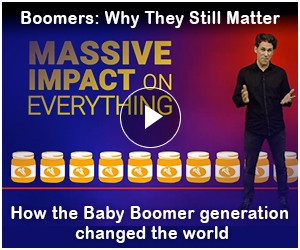 Boomers: Why They Still Matter Inforgraphic