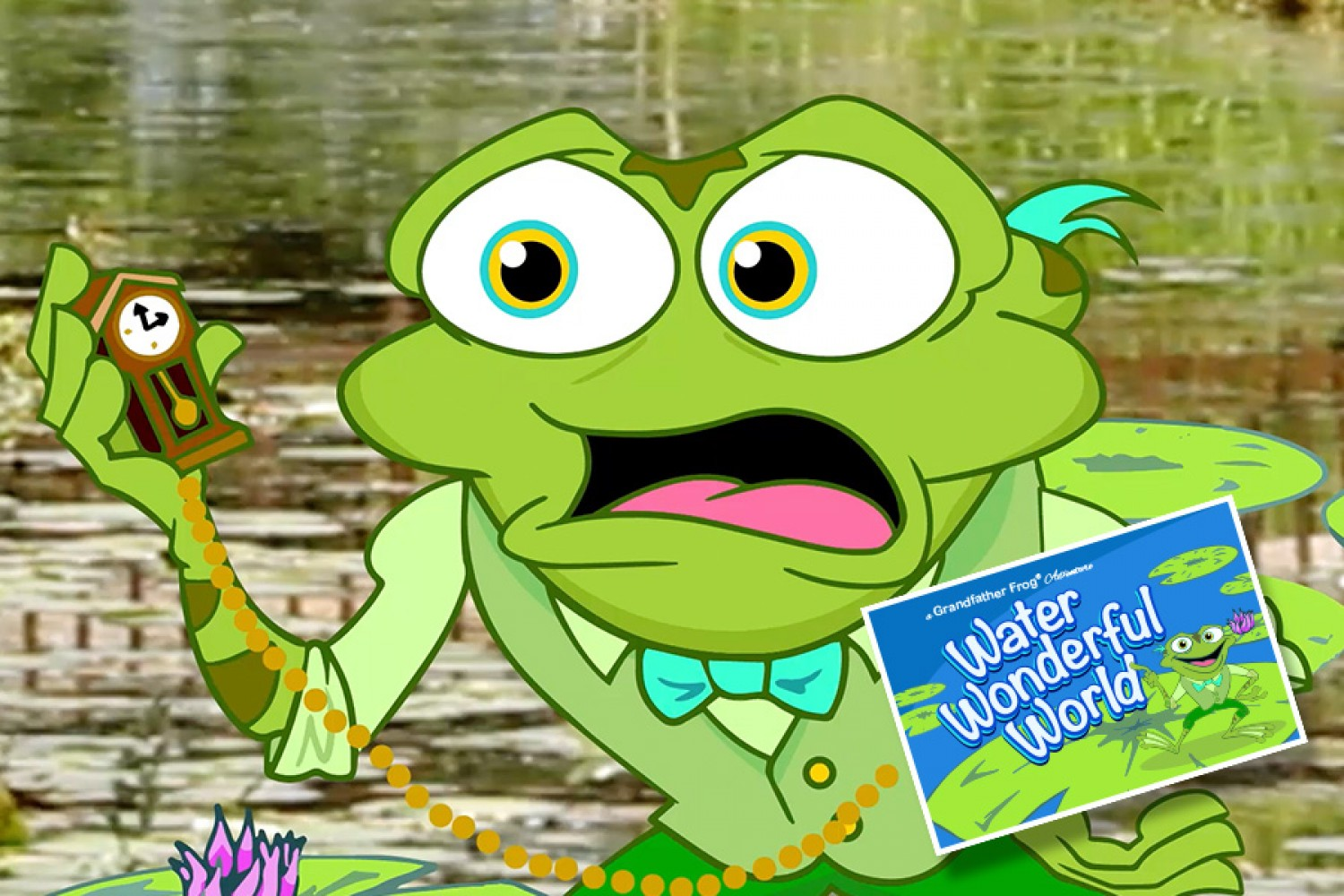 about grandfather frog grandfather frog