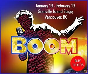 BOOM at Granville, Vancouver BC