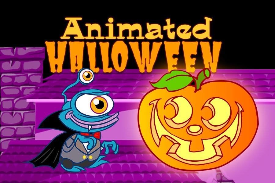 Visit AnimatedHalloween.com