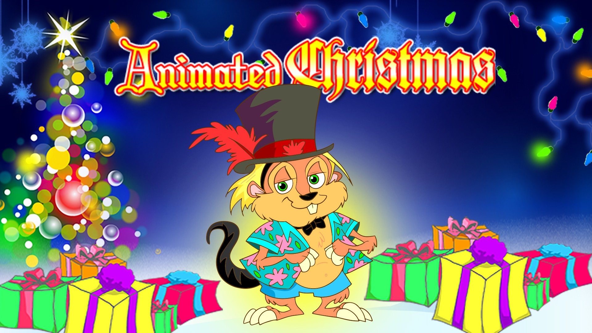 Jerry Muskrat Christmas Special|Episodes | Item | Kidoons