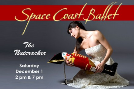 Space Coast Ballet's THE NUTCRACKER
