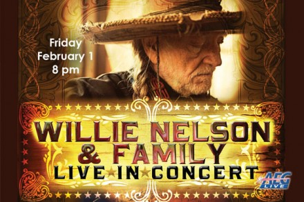 WILLIE NELSON with Special Guest Lukas Nelson
