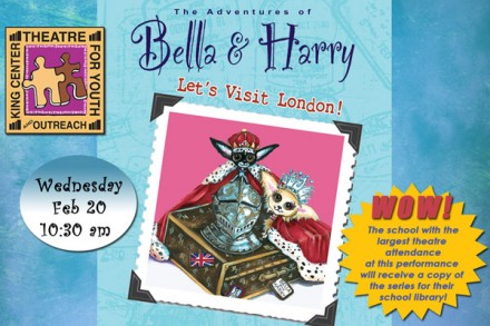 The Adventures of Bella and Harry: Let's Visit London!