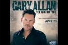 Gary Allan Set You Free Tour