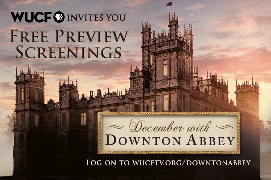 Downton abbey preview at the king center event item for Downton abbey tour tickets