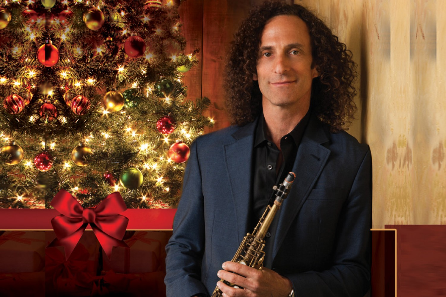 Kenny G Christmas.Kenny G Event Item Maxwell C King Center For The