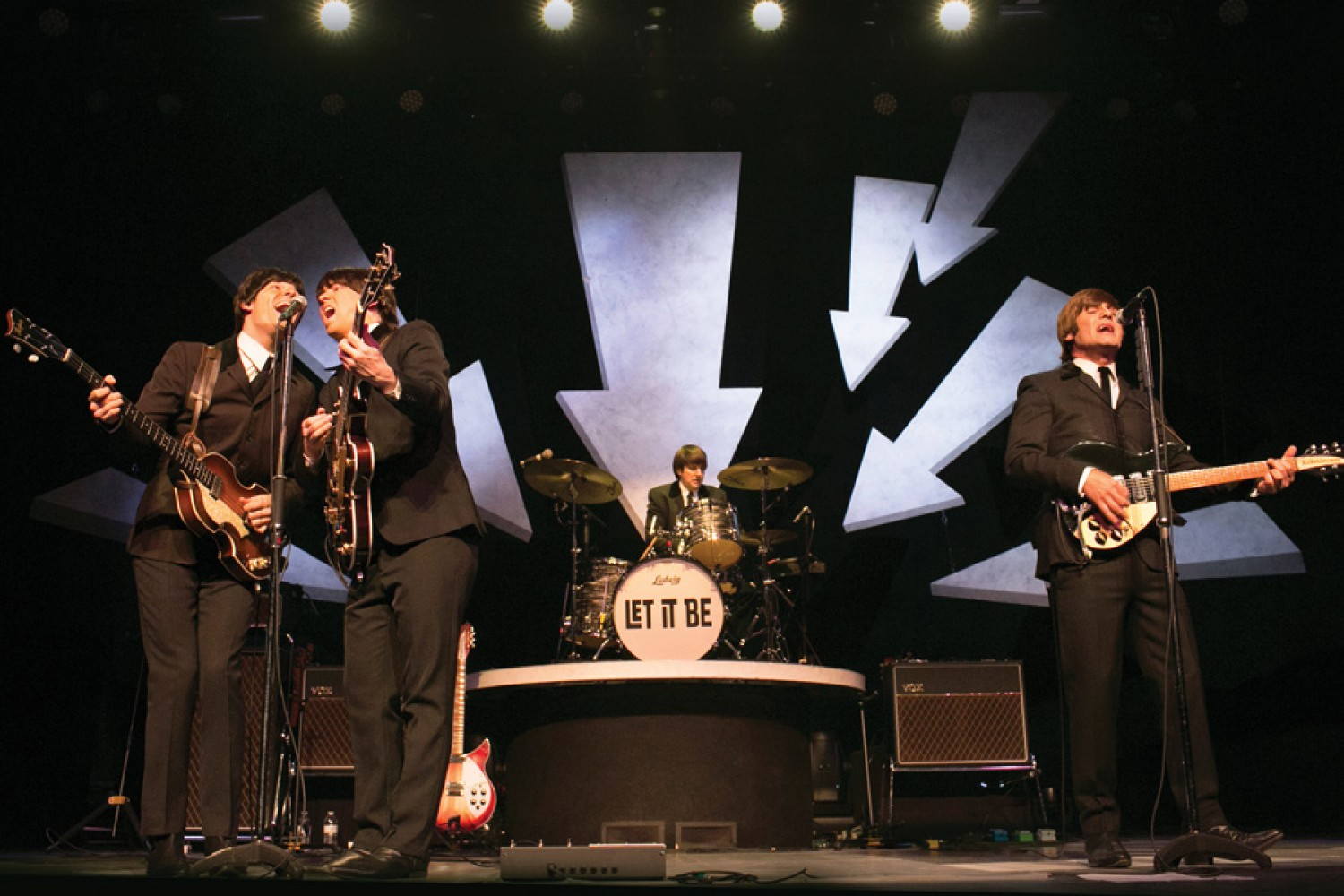 let it be analysis the beatles Let it be has been a source of frustration for legions of beatles fans since its  release back in 1970 its critics, with paul mccartney among them,.