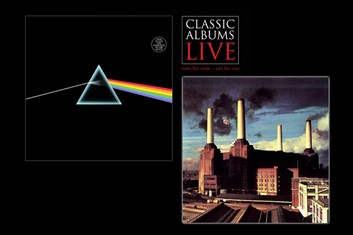 Pink floyd animals - Classic Albums Live Pink Floyd The Dark Side Of The Moon Animals