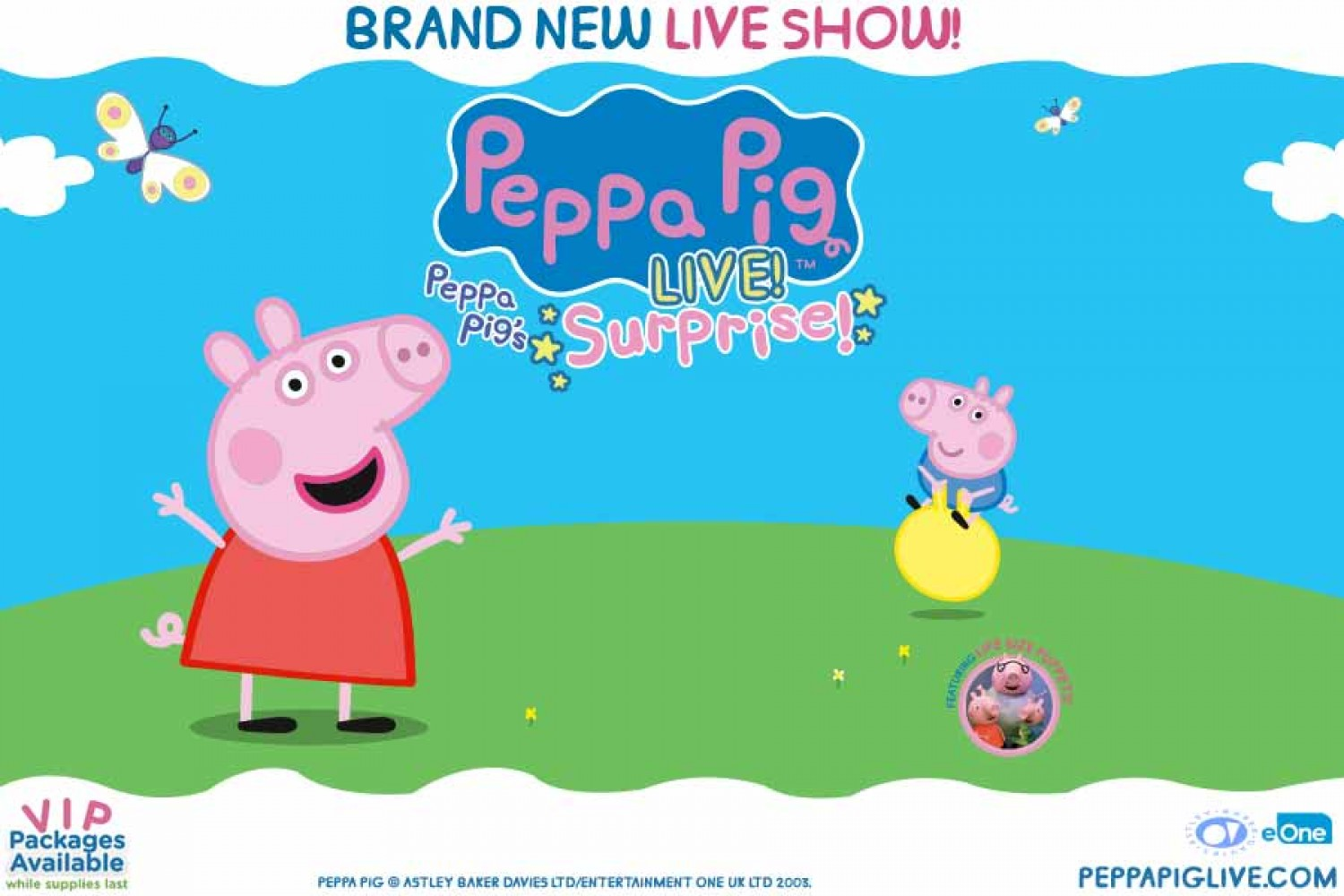 Peppa Pigs Surpriseevent Item Maxwell C King Center For The