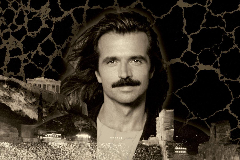 YANNI 25th Anniversary of Yanni Live at the Acropolis|Event