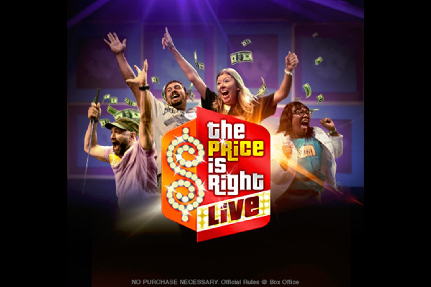 THE PRICE IS RIGHT LIVE!|Event Item | Maxwell C  King Center for the