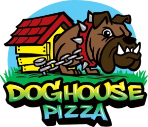 Doghouse Pizza logo