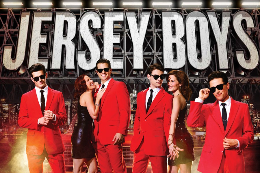 JERSEY BOYS|Event Item | Maxwell C. King Center for the Performing ...