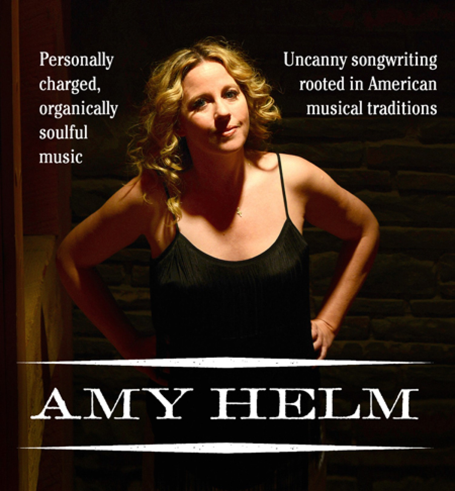 Amy Helm: Amy Helm And The Handsome Strangers