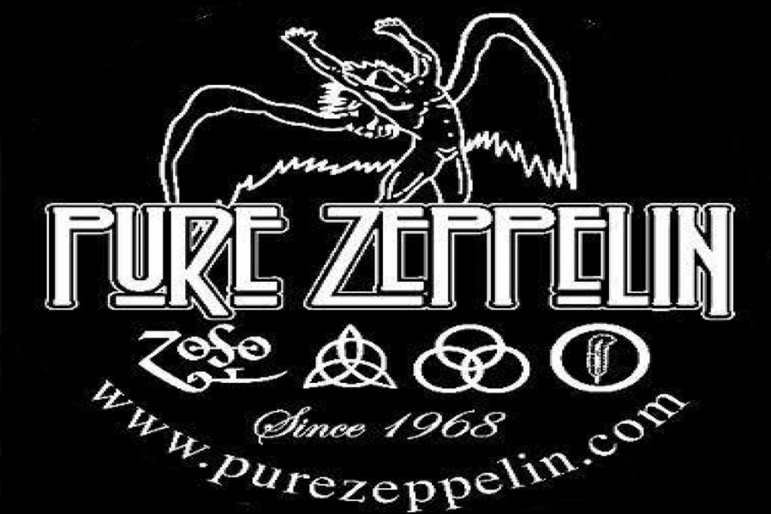 The pure led zeppelin experienceshow the lyric theatre anyone lucky enough to see led zeppelin in concert in the 70s came away changed visceral and tough the music entered your body through bone and muscle voltagebd Images