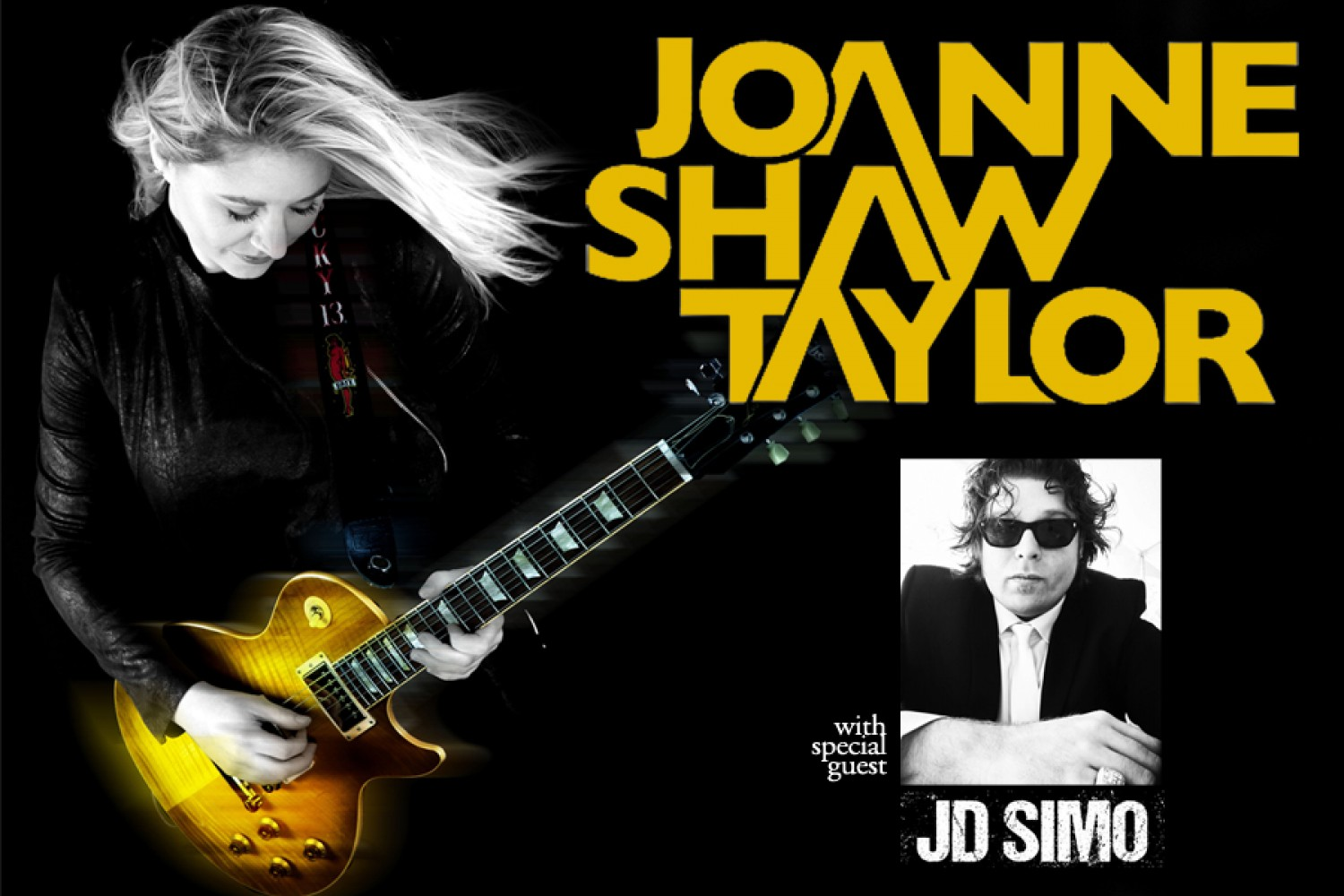 Joanne Shaw Taylor|Show | The Lyric Theatre