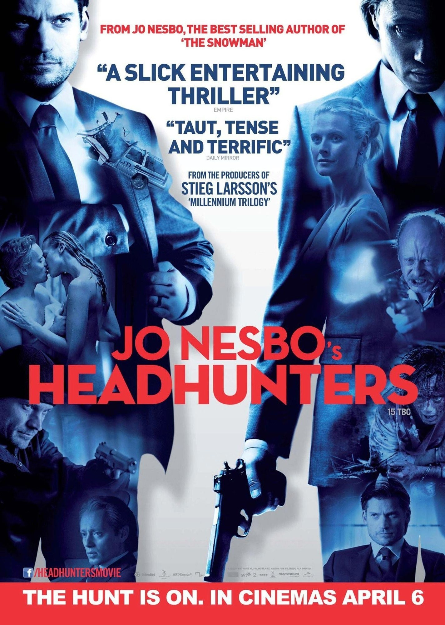 HEADHUNTERS Norwegian Crime